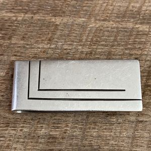 Taxco 925 Sterling Silver Money Clip